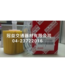 04152-31090 TOYOTA 機油濾芯
