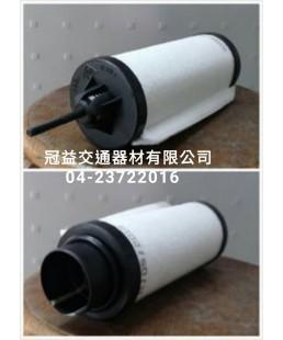 71421180  萊寶真空幫浦 油風分離器(上凸25)