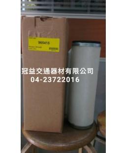 96541500000 貝克真空 U4.165/250 油風分離器