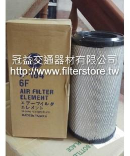 TOYOTA 6F 7F 8F堆高機 空氣芯 空氣濾清器P82-7654 A-104