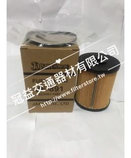 HINO 500系列 2007後 四期 五期 10.5噸~17噸 柴油芯 柴油濾芯 23401-1682 JF-891 EF-1802 MFR-2250