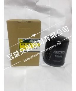 HINO 500系列 2012年後 五期 10.5噸~11噸 機油芯 機油濾芯 15607-2200 T-2208 C-1319 C-020 GE-1525