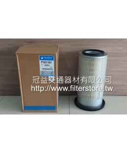 FUSO 6D15T 三菱扶桑 空氣芯 空氣濾清器 (帶盤) ME033603
