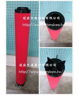 Domnick Hunter 精密過濾器 濾芯的主要型號 K009 K017 K030 K058 K145 K220 K330 K430 K620