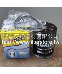 FORD L885 福特山貓 小型鏟土機 柴油芯 柴油濾清器 CAV796 BFC-1102
