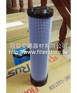 CASE 40XT 60XT 410 410-2 420 430 SR130 SR150 SR175 SV185 山貓 小型鏟土機 空氣內芯 P82-9332 YT133B