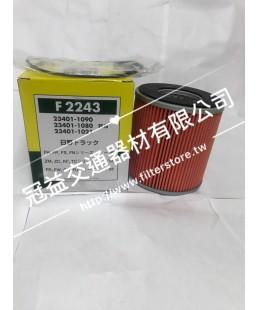HINO 330 335 340 350 370馬 EF750 K13C 柴油芯 柴油濾清器 F-23401-1090 F-2243
