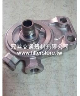 濾座 6D15.6D16 柴油濾座 XY-M20-1/4PT