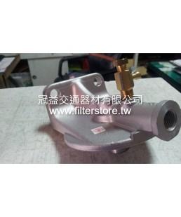 濾座 FUSO 320馬 330馬 柴油濾座 XY-M24-1/4PT