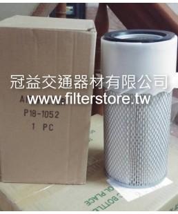 YALE 4BC2 堆高機 空氣芯 空氣濾清器 A-03 P18-1052 A-169