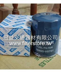 小松 10型 11型 堆高機 柴油濾芯 柴油濾清器 F-16405-V0701