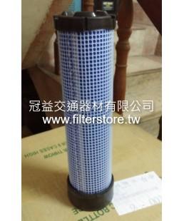小松 12型 15~17型 堆高機 空氣內芯 空氣濾清器 p82-2769