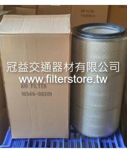 UD NISSAN CW520 空氣濾清器 空氣芯 A-340UD P53-0349 A-16546-99309