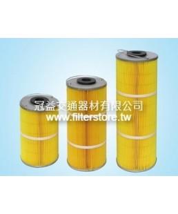 NH-09線性切割 高度350MM外徑150MM孔徑33MM或29MM 放電加工濾芯