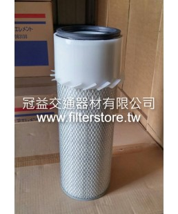 CASE 1840 1835C 1845C 山貓 小型鏟土機 空氣芯 空氣濾清器 A-03L P18-1062  YT645 A-966