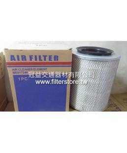 新堅達3.5噸 96- (抬頭) 7.7噸 8噸空氣芯 空氣濾清器 ME017246 A-3003 FA-3003-1 A-1050