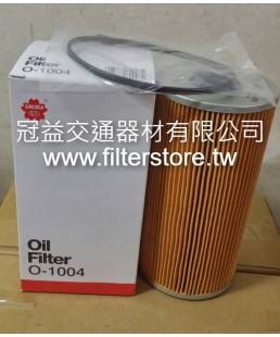 FUSO 6D14 三菱扶桑 機油芯 機油濾清器 ME034161 O-1004   6DS70 12.5T