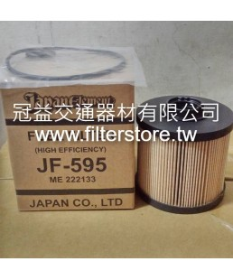 堅達 3.5噸 2007~2011 柴油芯4M40 4M50 130馬 四期環保 ME222135 ME222133 JF-595