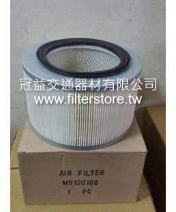 堅達3.5噸 4D31  空氣芯 MT421158 MB120108